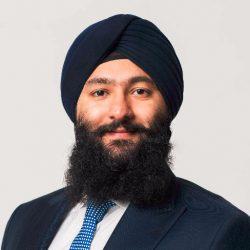 Minister Sarkaria Headshot